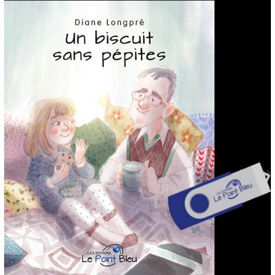 Matériel pédagogique complémentaire du roman jeunesse Un biscuit sans pépites