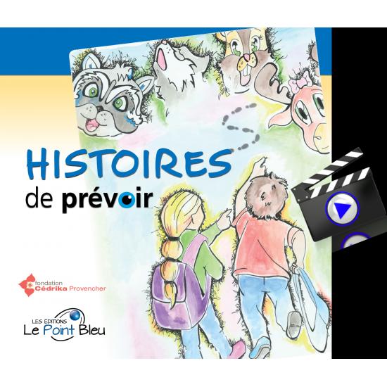 Audiovisuel d'Histoires de prévoir