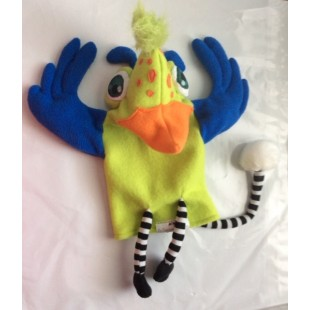 Marionnette de Bilouca